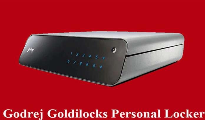Godrej Goldilocks Personal Locker