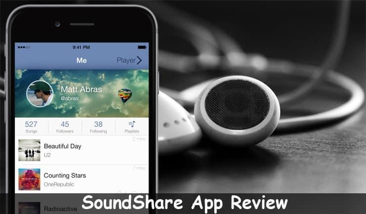 Soundshare App Review