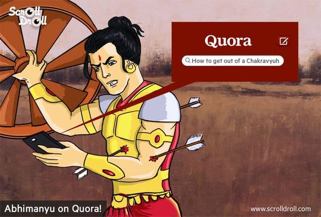 Abhimanyu on Quora