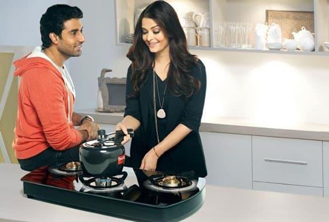 Aishwarya Rai Cooking