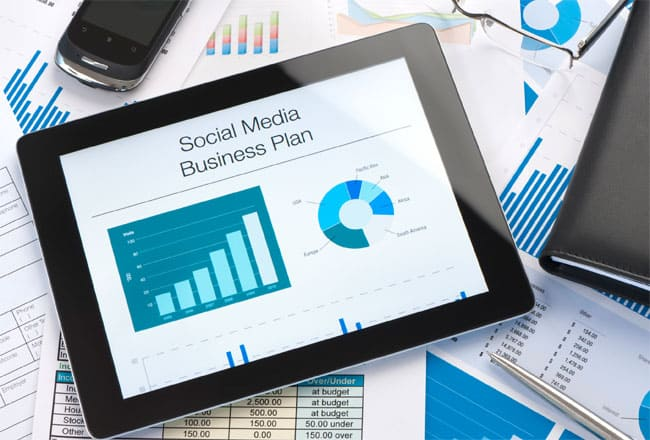 Chart out a clear social media plan