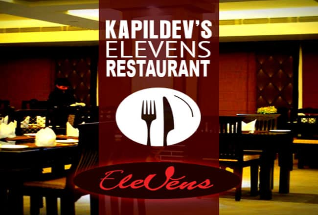 Elevens owned by Kapil Dev located in Patna