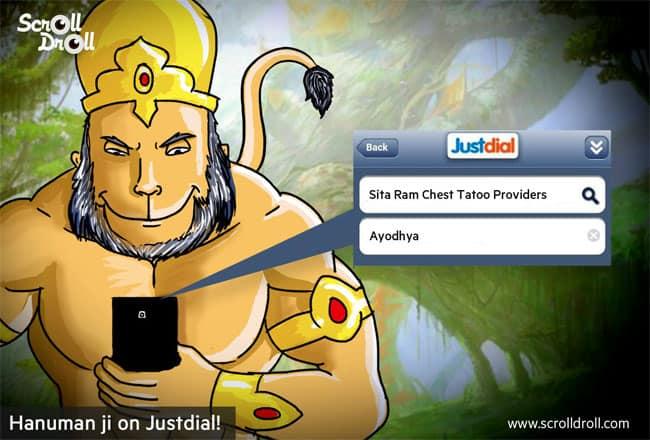Hanuman Ji on Justdial