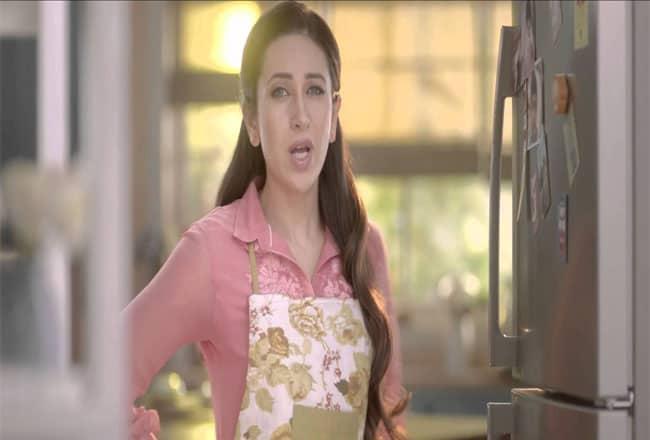 Karisma Kapoor Cooking