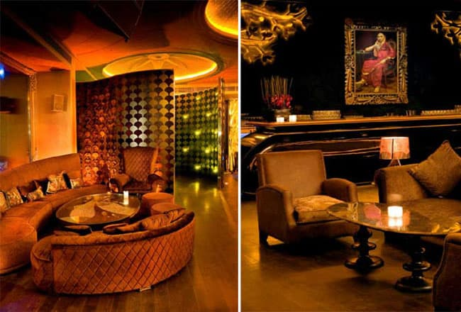 Lap, The Lounge owned by Arjun Rampal located in Chanakyapuri, New Delhi