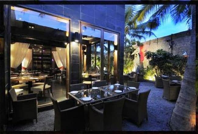 N Grill owned by Nagarjuna located in Jubilee Hills, Hyderabad