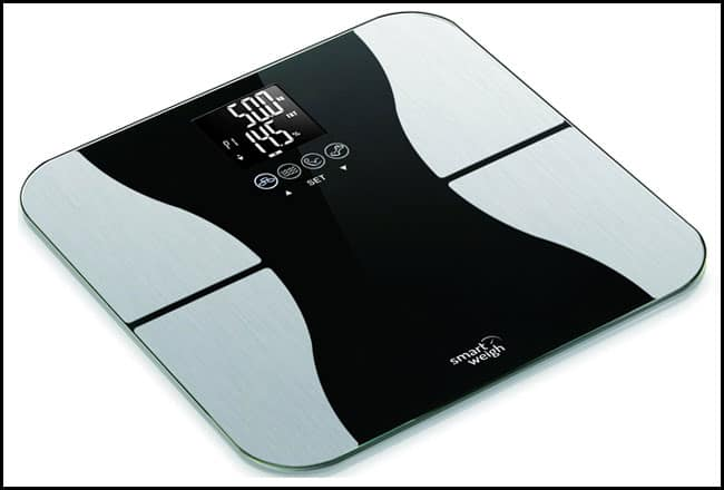 Smart Weigh Body Fat Digital Precision Scale