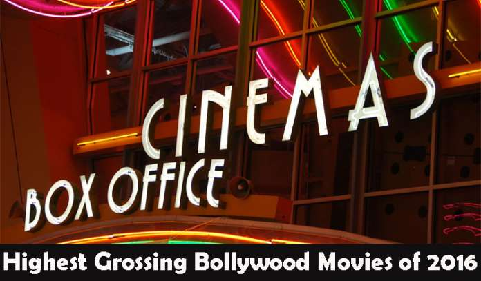 Top 10 Highest Grossing Bollywood Movies of 2016