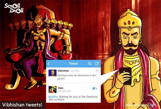 Vibhishan Tweets on Twitter