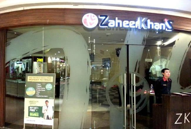 ZK's owned by Zaheer Khan located in Lulla Nagar, Pune