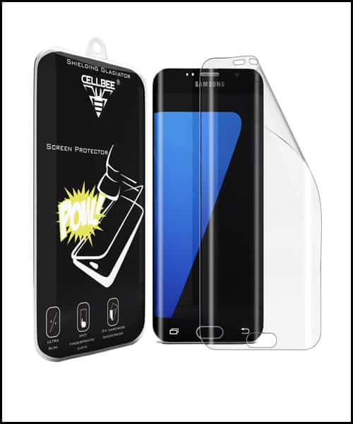 CellBee Samsung Galaxy S7 Edge Screen Protectors