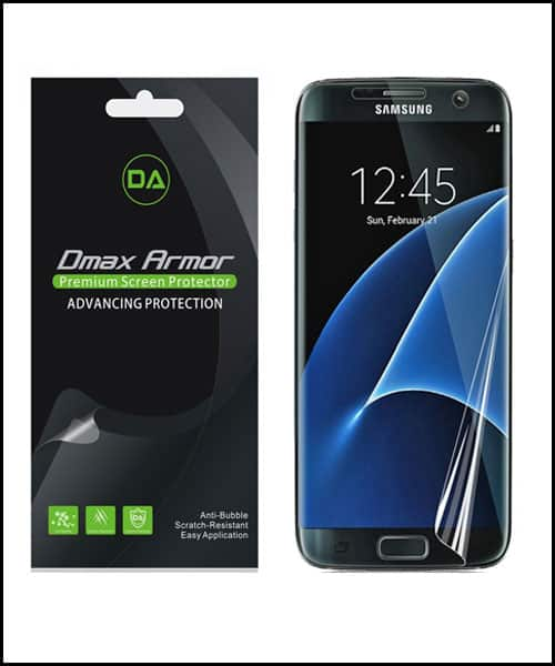 Dmax Armor Samsung Galaxy S7 Edge Screen Protectors
