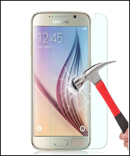 Egrace Best Samsung Galaxy S7 Screen Protector