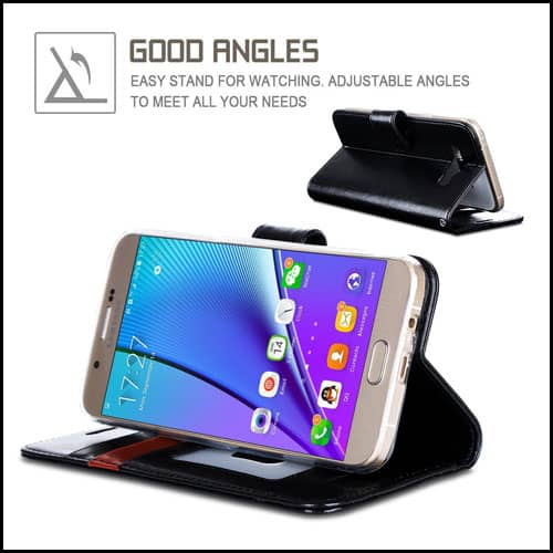 FYY Wallet Case for Samsung Galaxy S7
