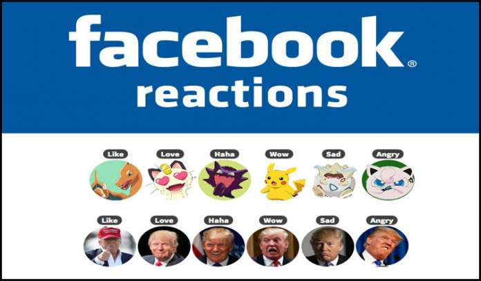 Reaction Packs for Facebook Emojis