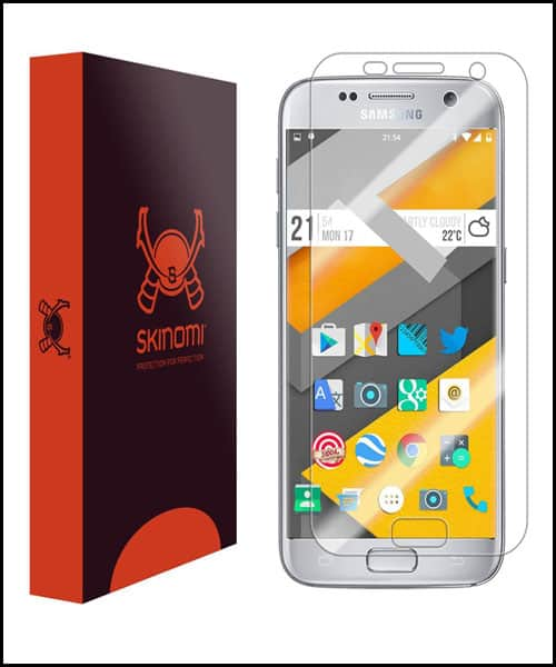 Skinomi Best Samsung Galaxy S7 Screen Protector