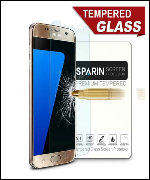 Sparin Best Samsung Galaxy S7 Screen Protector