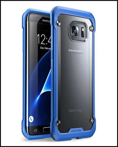 Supcase Samsung Galaxy S7 Edge Case