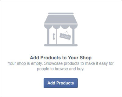 Add Products to your Shop