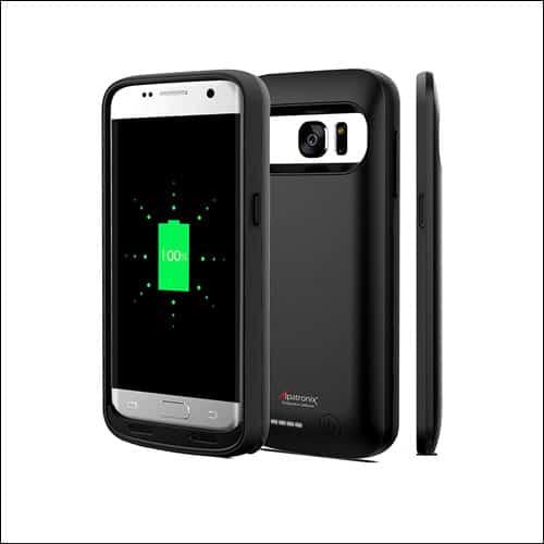 Alpatronix Galaxy S7 battery case