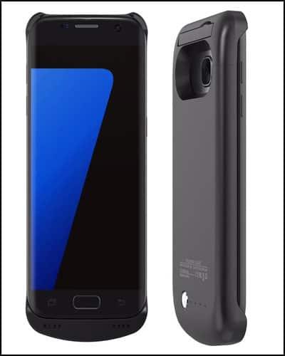 Caka Galaxy S7 Battery Case