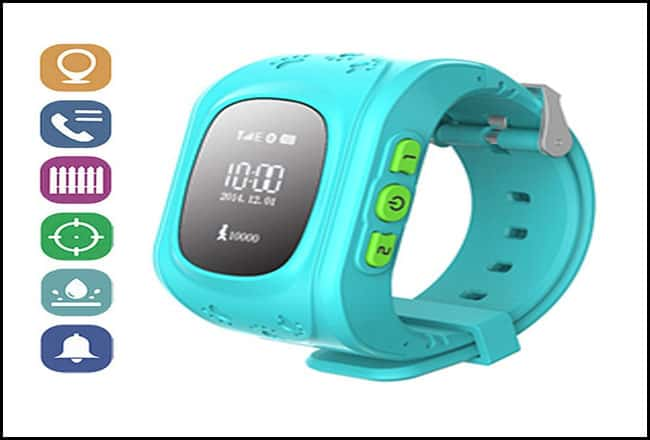 GBD Smartwatch for kids