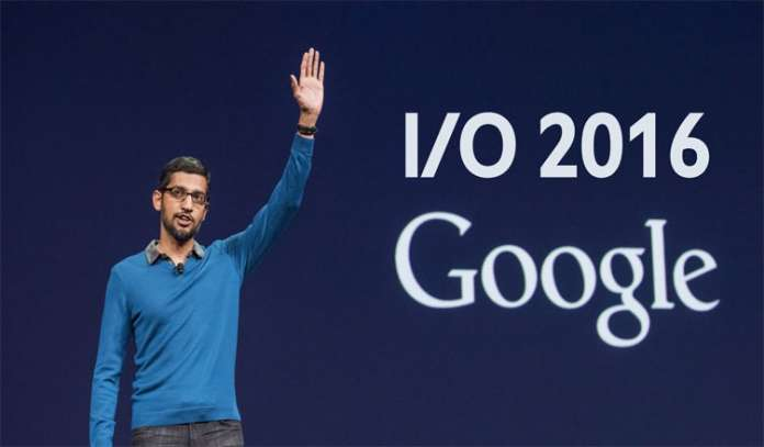 Google IO 2016 Announcements and Updates