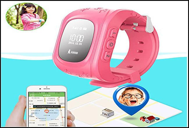 LP Smartwatch for Kids
