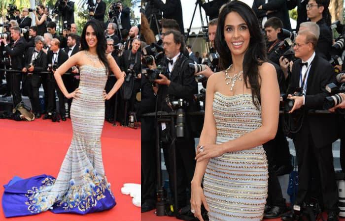 Mallika Sherawat Cannes 2016 Film Festival