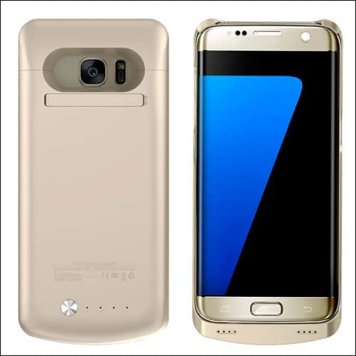 Maxdara Best Galaxy S7 Edge Battery Cases