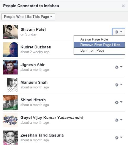 People Who Like Indabaa.com on Facebook
