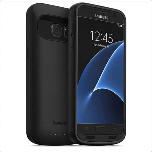 PowerBear Galaxy S7 battery case