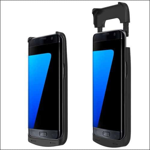 Ruky Best Samsung Galaxy S7 Wireless Battery Pack Case