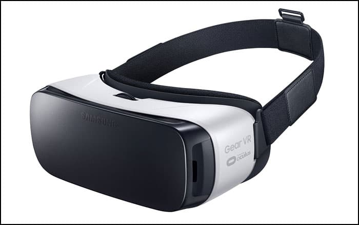 Samsung Gear VR Best Virtual Reality Headset for 2016