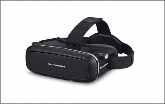 Sidardoe Best VR Headset to Buy in 2016