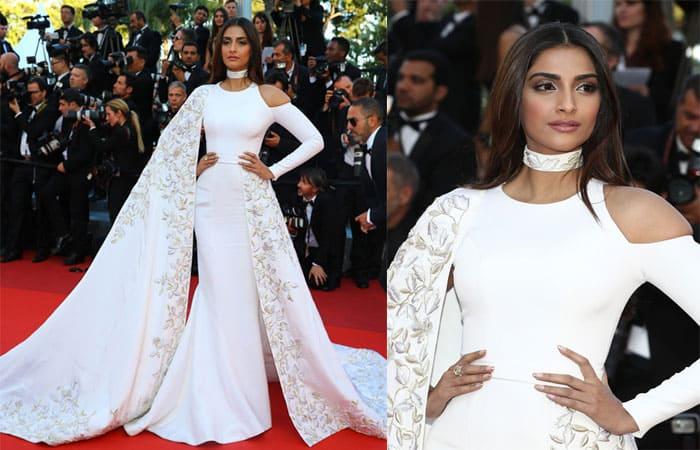 Sonam Kapoor Cannes 2016 Film Festival