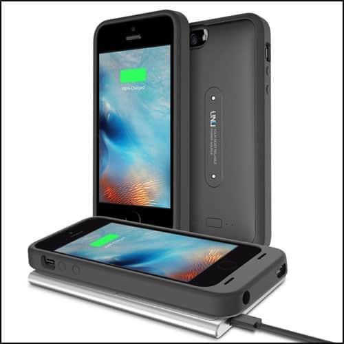 UNU iPhone SE Battery Case