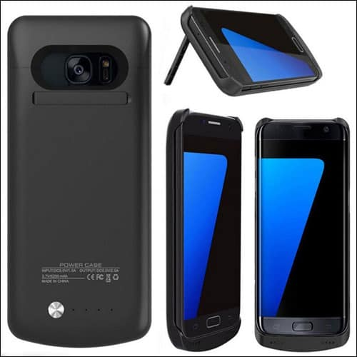 iPower Factory Best Samsung Galaxy S7 Edge Battery Cases