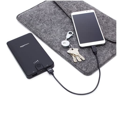 Amazon Basics External Power Banks for Samsung Galaxy S7 and S7 Edge