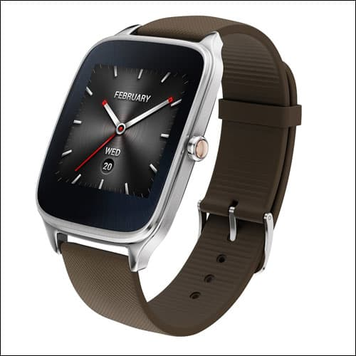 Asus Best Smartwatch 2016