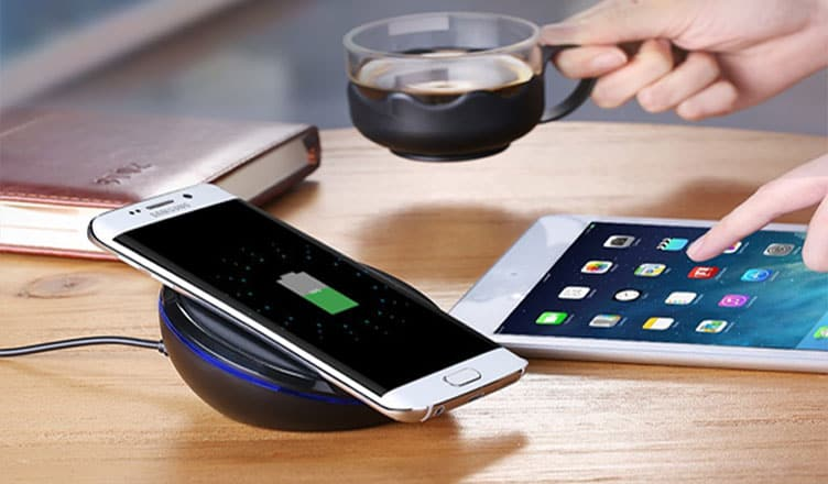 Best Samsung Galaxy S7 and S7 Edge Wireless Chargers