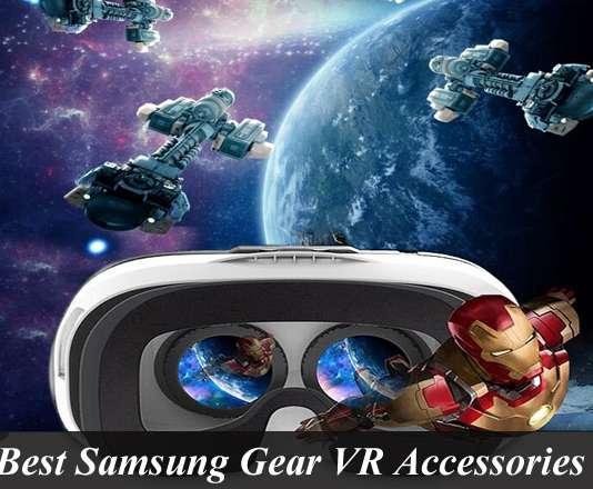 Best Samsung Gear VR Accessories