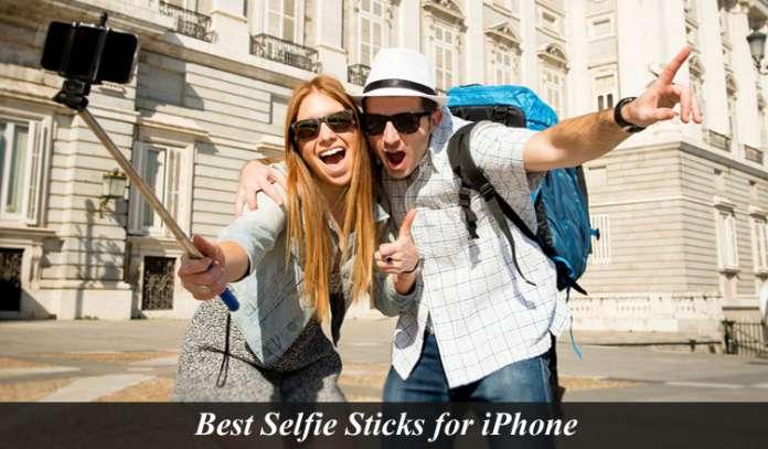 Best Selfie Sticks for iPhone