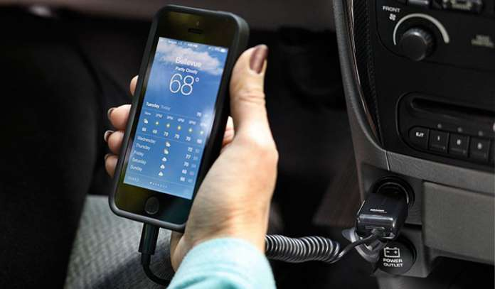 Best iPhone Car Chargers Charge Your iOS Devices On the Go