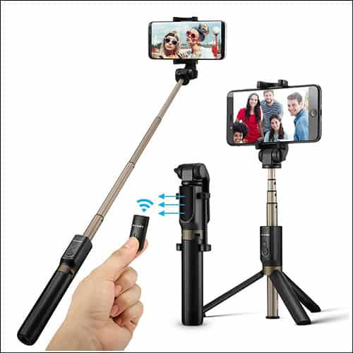 Blitzwolf Selfie Stick for iPhone