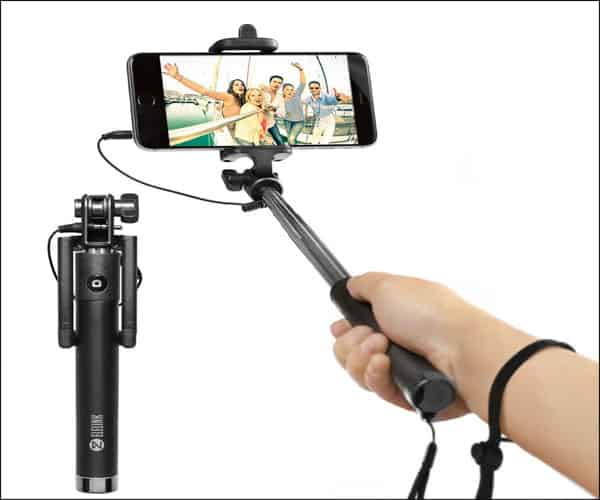 Carloue Best Selfie Stick for iPhone