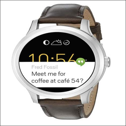 Fossil Best Smartwatch 2016