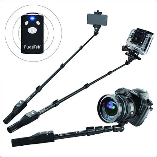 Fugetek Selfie Stick for iPhone