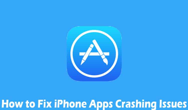 How to Fix iPhone Apps Crashing Issues