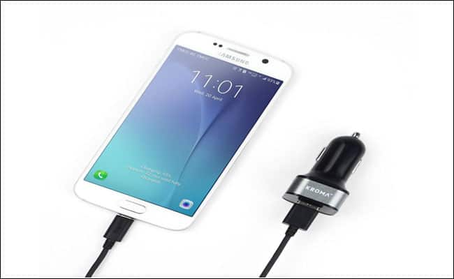 Kroma Best Car Chargers for iPhone